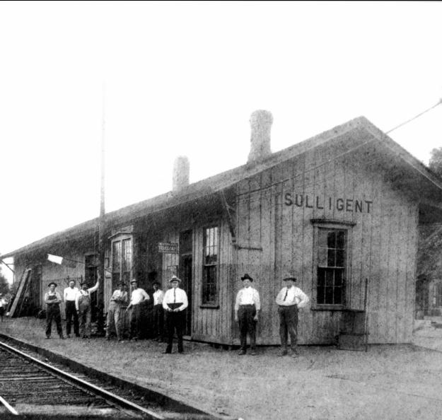 Sulligent Depot