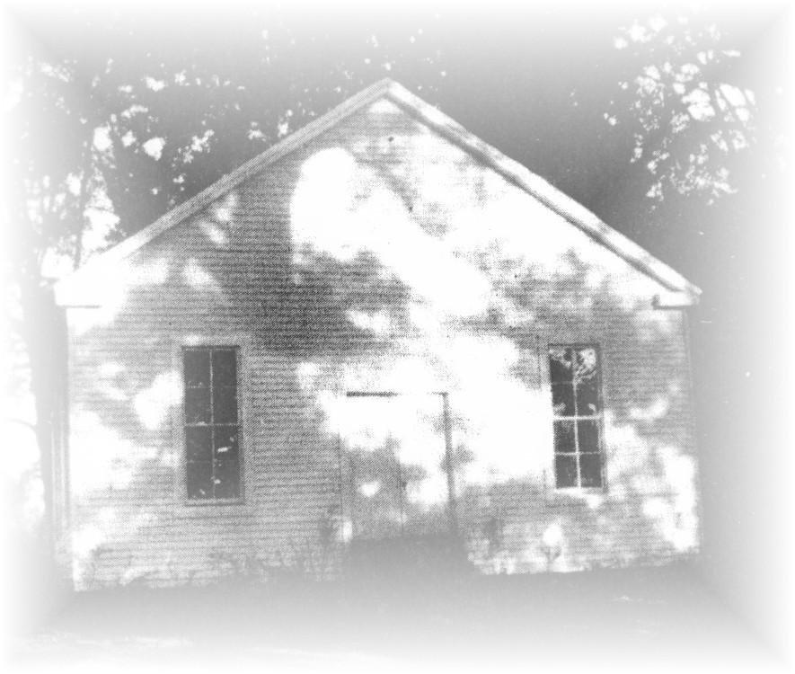 Mulberry Springs Baptist - Lamar County, Alabama near ...