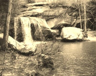 Rideout Falls Marion AL