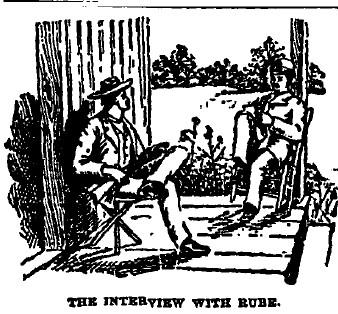 Rube Talks Rube