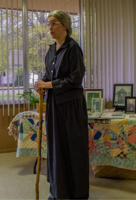 Aunt Jenny Brooks